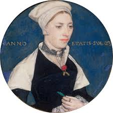 Portrait of Jane Small (Holbein) Perfume Oil