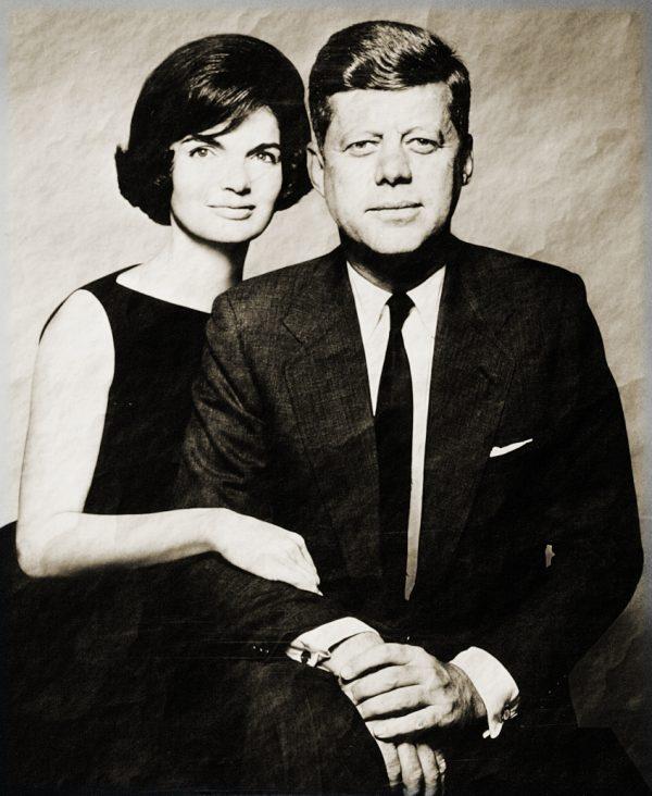 JFK and Jackie Perfume Oil