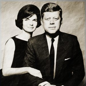 JFK and Jackie Perfume Oil