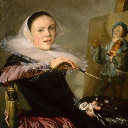 Judith Leyster Self Portrait Perfume Oil