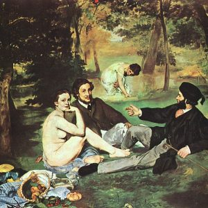 Luncheon on the Grass (Manet) Perfume Oil