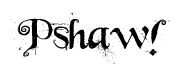 Pshaw! (100% Natural) Perfume Oil