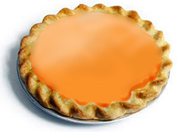 Pumpkin Pie Perfume Oil
