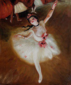 The Russian Dance from the Nutcracker Perfume Oil