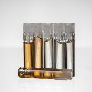 A Sample Pack of 6 Possets Naturals Perfume Oil