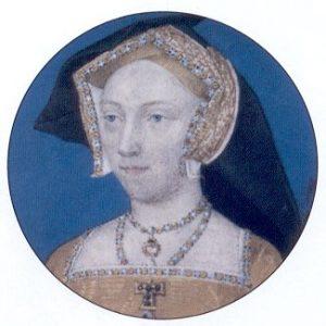 Henry VIII and Jane Seymour Perfume Oil