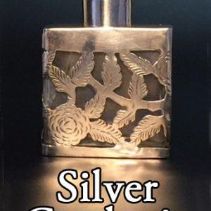 Silver Gardenias Perfume Oil