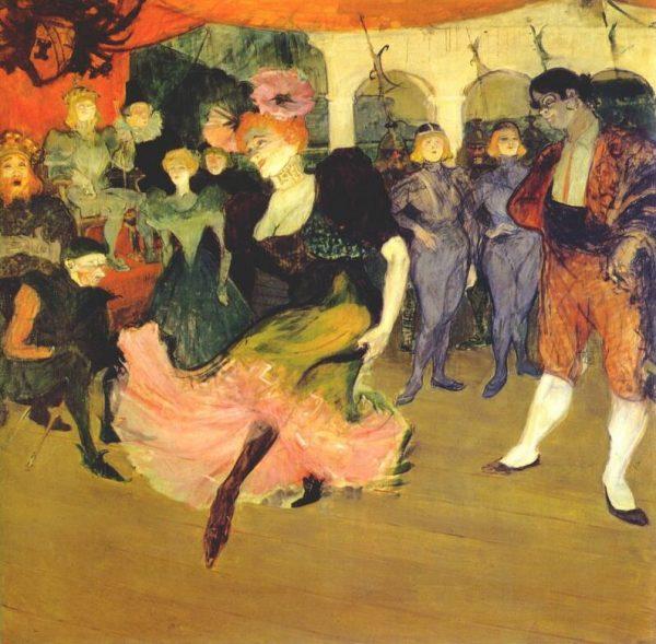 Spanish Dancer by Lautrec Perfume Oil