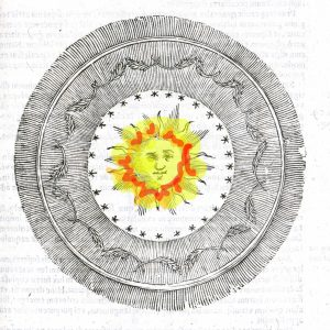The Sun-The Center Perfume Oil