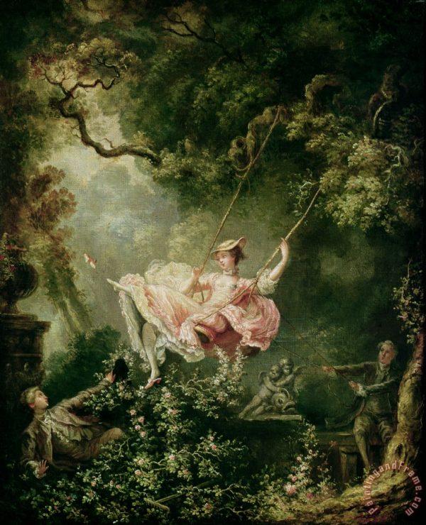 The Swing (Fragonard) Perfume Oil