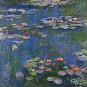 Water Lilies (Monet) Perfume Oil