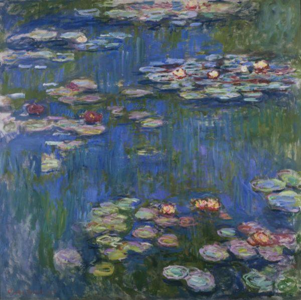 Water Lilies (Monet) Perfume Oil