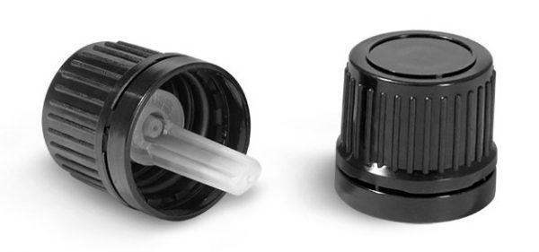 Dropper Caps for Perfume Oil Bottles