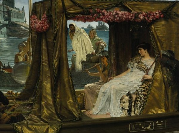 Cleopatra Perfume Oil