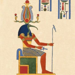 Thoth-The Scribe God Perfume Oil