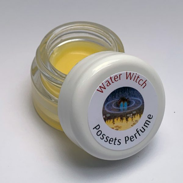 Water Witch Solid Perfume
