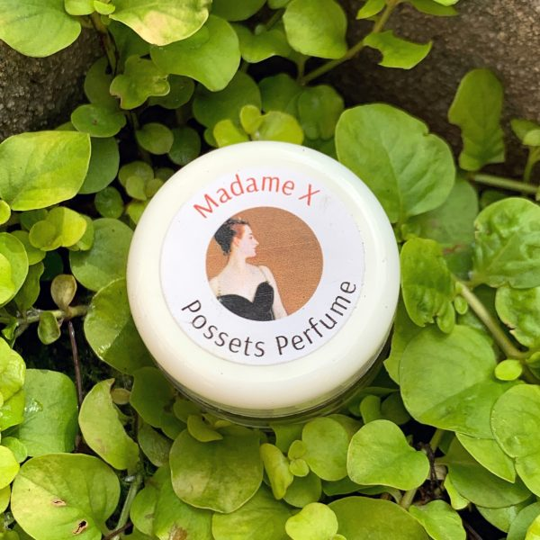 Madame X Solid Perfume