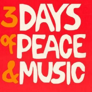 3 Days of Peace and Music Perfume Oil
