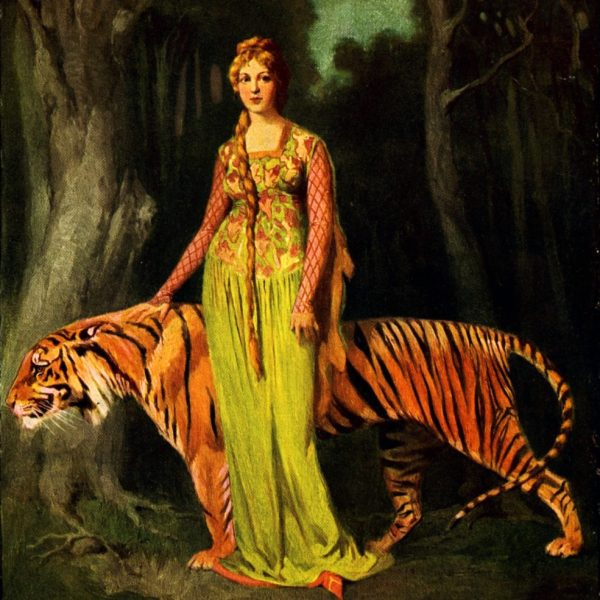 Cambienne Perfume Oil: Tiger Queen