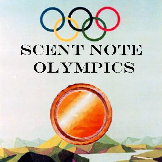 Olympics 2020 Bronze Perfume Oil