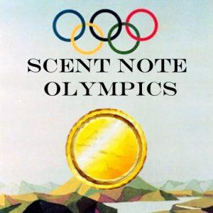 Olympics 2020 Gold Perfume Oil