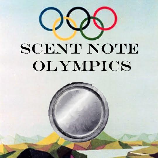 Olympics 2020 Silver Perfume Oil
