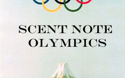 Scent Note Olympics Results